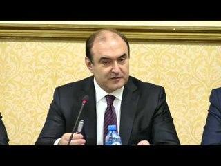 """MInistri i Transportit Haxhinasto prezanton aplikacionin """"Smart Transport Albania"""""""