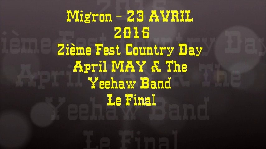april may will the circle be unbroken le final 28 04 2016