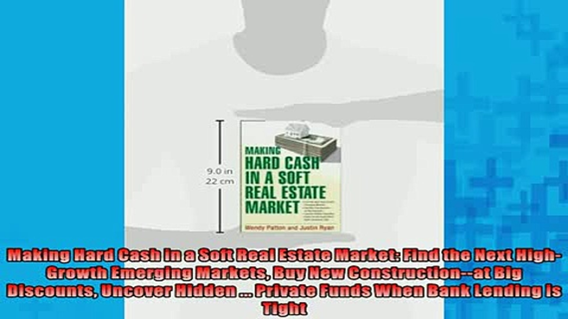 READ book  Making Hard Cash in a Soft Real Estate Market Find the Next HighGrowth Emerging Markets R