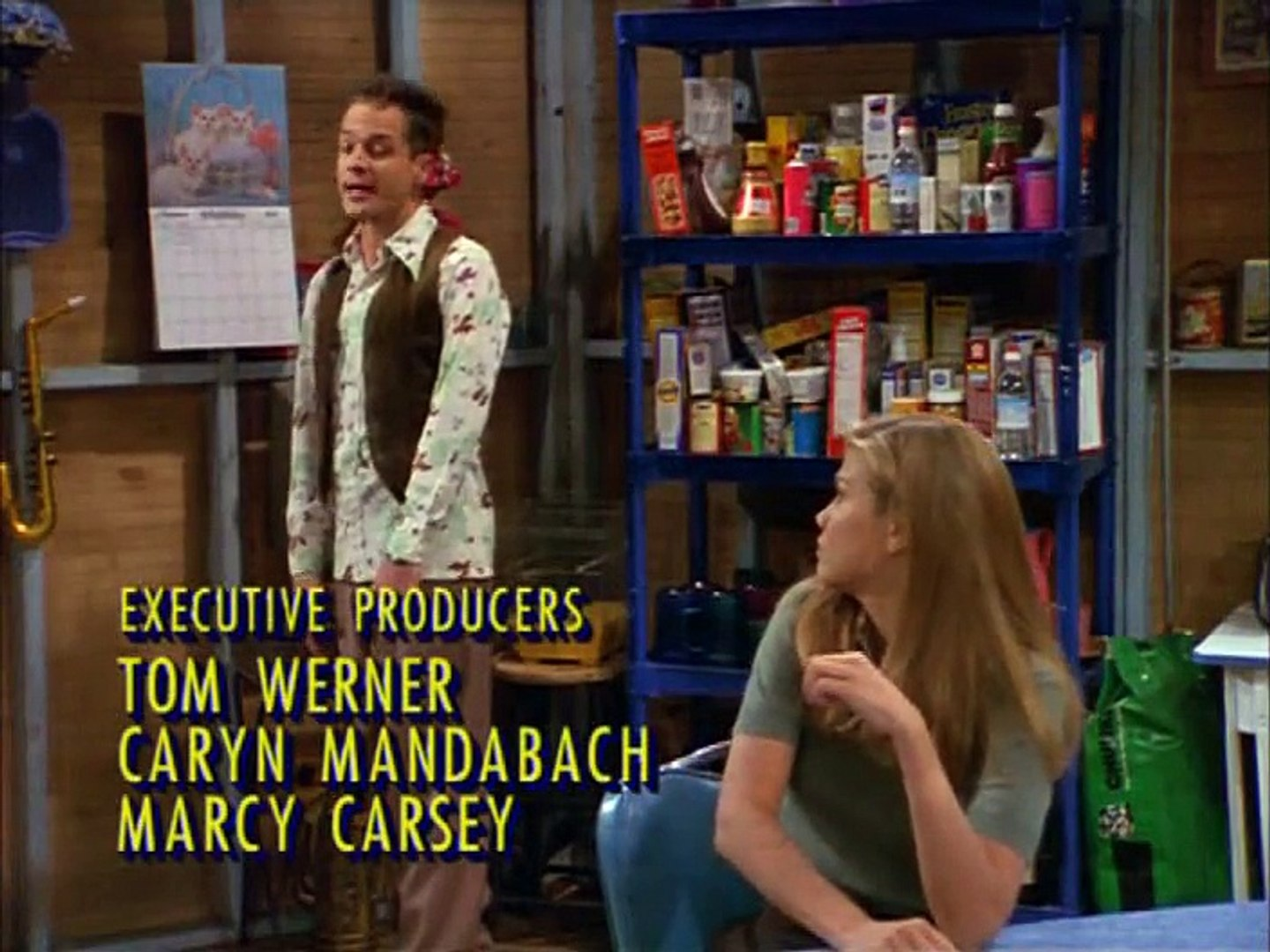 3rd Rock From The Sun S02 Episode 04 - Big Angry Virgin From Outer Space