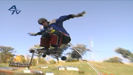 MountainBoarding - When things go wrong! Part1