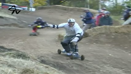 MountainBoarding - When things go wrong! Part 2