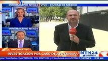 Choques entre el Gobierno mexicano y expertos de la CIDH por video sobre la desaparición de normalistas en Ayotzinapa