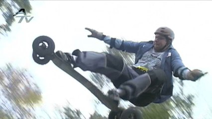 MountainBoarding - When things go wrong! Part 3