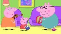 1x16 Peppa Pig en Español INSTRUMENTOS MUSICALES Episodio Completo Castellano