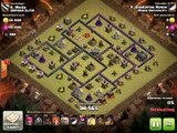 Clash of Clans II Gladiator Ronin II Warr University II  GoVaHo 20160428