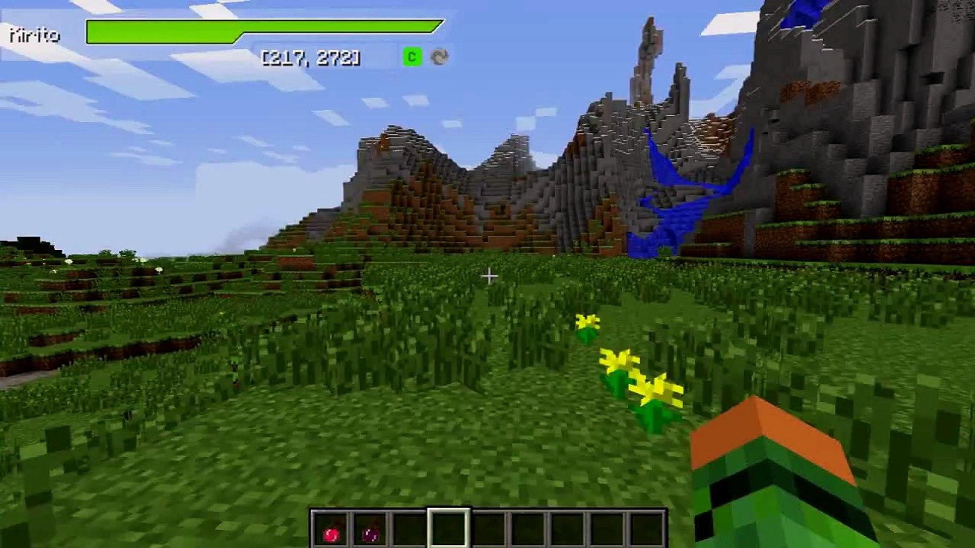 minecraft wizardry mod showcase