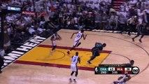 Dwyane Wade's Monster Dunk | Hornets vs Heat | Game 5 | April 27, 2016 | NBA Playoffs