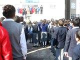 15 Nisan ilköğretim okulu 10 Kasım Atatürk ü anma töreni - s