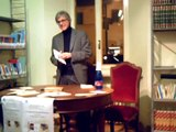 (poesia) Mauro Marcellini a Montemarciano, AN - 15 nov 2008 / clip1