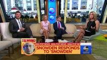 Edward Snowden Responds to Snowden Movie Trailer
