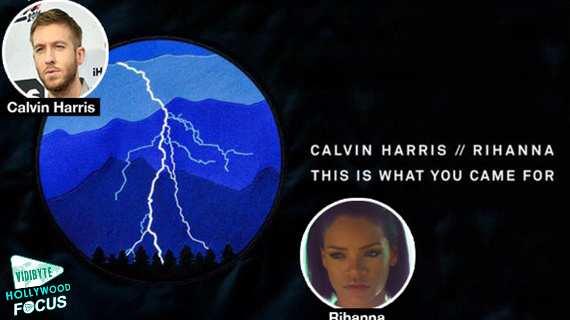 Calvin Harris and Rihanna Releasing New Song Together