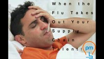 When the Flu takes out your Supply Chain! Contingency Planning.