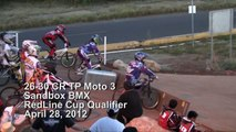 Sandbox BMX Mains Part-1 RedLine Cup Qualifier, April 28, 2012