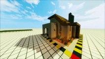Minecraft Haus Tutorial #10 - Kleines Modernes Haus (TEIL 1)   [60FPS/HD]   Deutsch