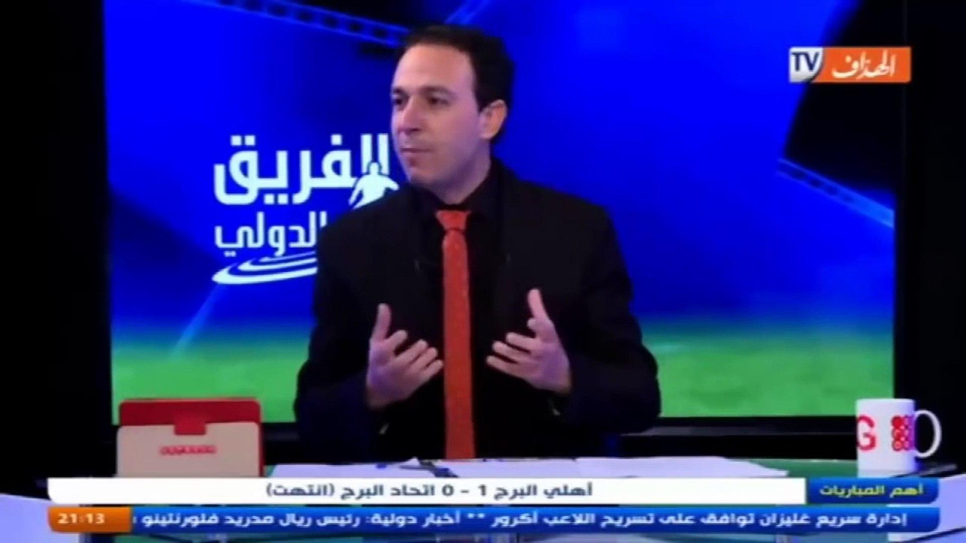 Ali Bencheikh Parler de Mahrez