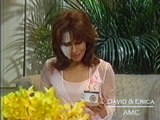David Cares for Erica in Rio [David & Erica] June 29, 1999 All My Children