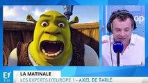 Les voyages de Nicolas Sarkozy et pourquoi Comcast rachète Dreamworks et ses dessins-animés à succès : les experts d'Europe 1 vous informent