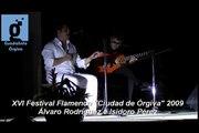XVI Festival Flamenco Ciudad de Órgiva 23. Guadalinfo de Orgiva, Granada, Andalucia, España