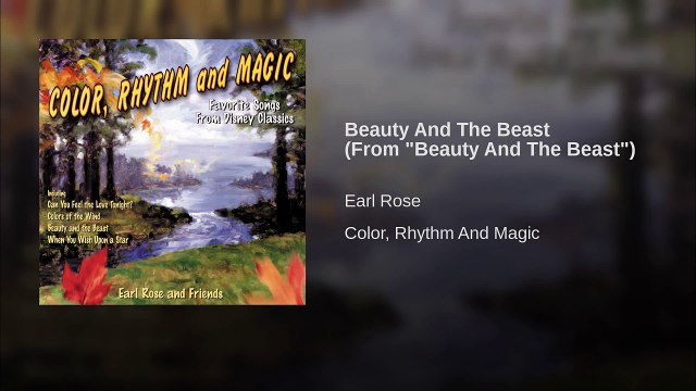 """Beauty And The Beast (From """"Beauty And The Beast"""")"""