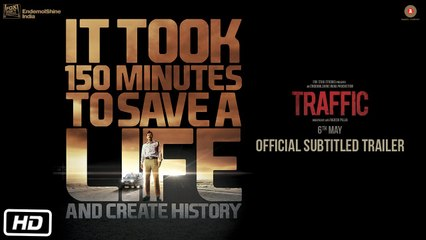 Traffic | Official Subtitled Trailer | Manoj Bajpayee | Jimmy Sheirgill | Divya Dutta