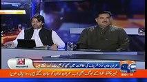 Ali Muhammad Khan Exposing PM Nawaz Sharif on hamid mir Show
