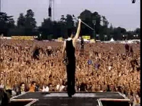 Robbie Williams - Come undone knebworth