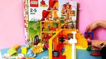 DUPLO Ville Maison de famille LEGO – DEMO partie 2