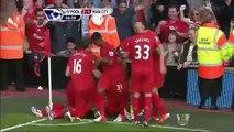 Liverpool - Manchester City 2-1 Suarez PL