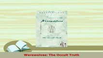 Download The Book Of Werewolves: The Classic Study Of
