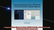 Download Programming Siemens Step 7 (TIA Portal) a Practical