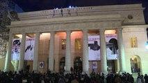 Intermittents: le Théâtre de l'Odéon évacué