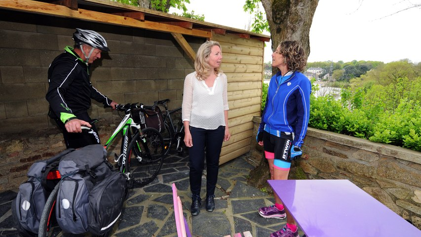Chambres d'hôtes labellisées Accueil Vélo à Grez-Neuville