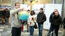 Venez voir tourner la Terre dans la Cathédrale Notre-Dame du 22 février au 24 mars 2013 !