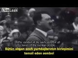 Adolf Hitler alt yazılı en ateşli konuşmaları - Türkçe Altyazılı
