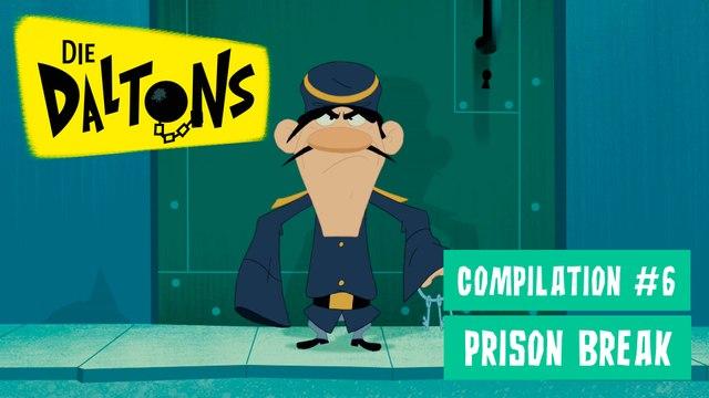 """Die Daltons – """"Prison Break""""-Compilation"""