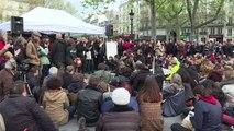 """P. Martinez (CGT) à Nuit Debout pour la """"convergence de luttes"""""""