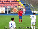 Serbia #5 Veljković Miloš CB Scouting 11.06.'13 - 13.11.'14 ● FIFA U20 WC Champion 2015