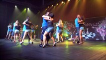2014 - spectacle gala body moving - bachata mitry by Occo Style
