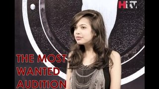 The Most Wanted Audition - Over The Edge - HTV