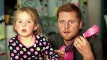 Elle interrompe son père au milieu d'un duo, mais écoutez ce qu'elle lui dit ensuite!