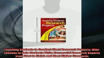 READ book  Teaching Students to Conduct Short Research Projects MiniLessons to Help Students Write Full Ebook Online Free