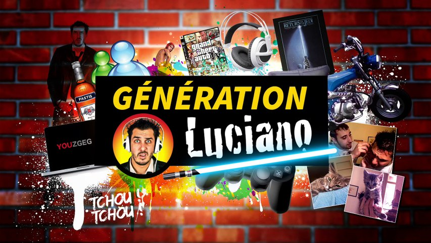 GENERATION LUCIANO : LE BABY SITTING