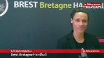"""Brest Bretagne Handball. Pineau : """"J'avais brouillé les pistes..."""""""