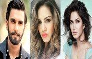 Top Bollywood Celebrities Latest Dubsmash- April 2016 Sunny Leone,Katrina Kaif,Ranveer Singh,Shahrukh Khan,Sunny Deol #6