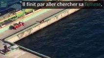 L'histoire terrible de ce couple qui loupe leur bateau, avec leurs enfants à bord