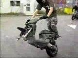 Wheeling sans roue par tibostunt