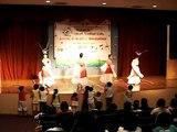 Chinese Cultural dance - 15 year old Lotus Dancers performing oriental cultural dances 3