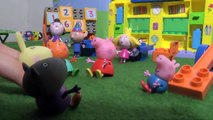 Peppa Pig Premier Jour d'Ecole ♥ L'Aventure commence ♥ Peppa Pig First Day of School