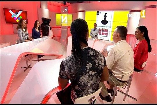 La Vénus du Maroni-interview de François-Xavier Gérard (TntAccess-Guyane Première-le 28-04-2016)